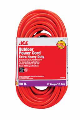 Marin Ace Hardware Ace Extension Cords