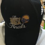 Golden State Warriors 2017 NBA Finals - Black Hat