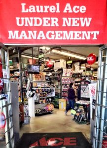 Under new management!
