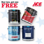 May 2017 Paint Memorial Day Sale