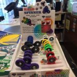 Fidget Spinners at Laurel Ace Oakland