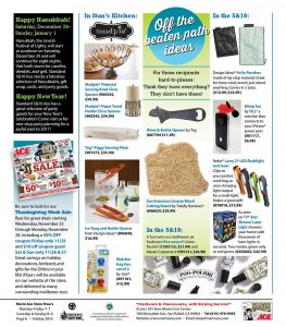 Holiday 2016 Newsletter Page 6
