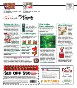 Holiday 2016 Newsletter Page 8