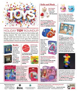 Holiday 2016 Newsletter Page 2