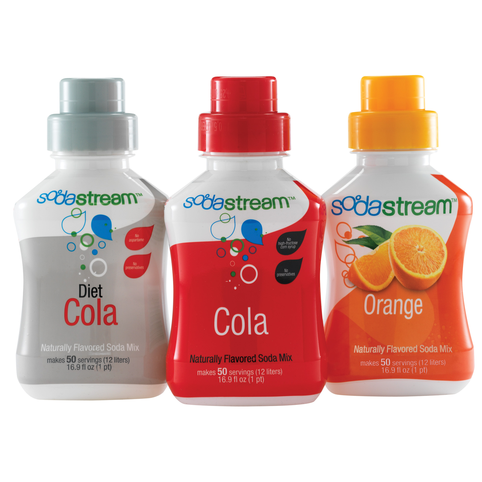 Sodastream Flavors & Accessories