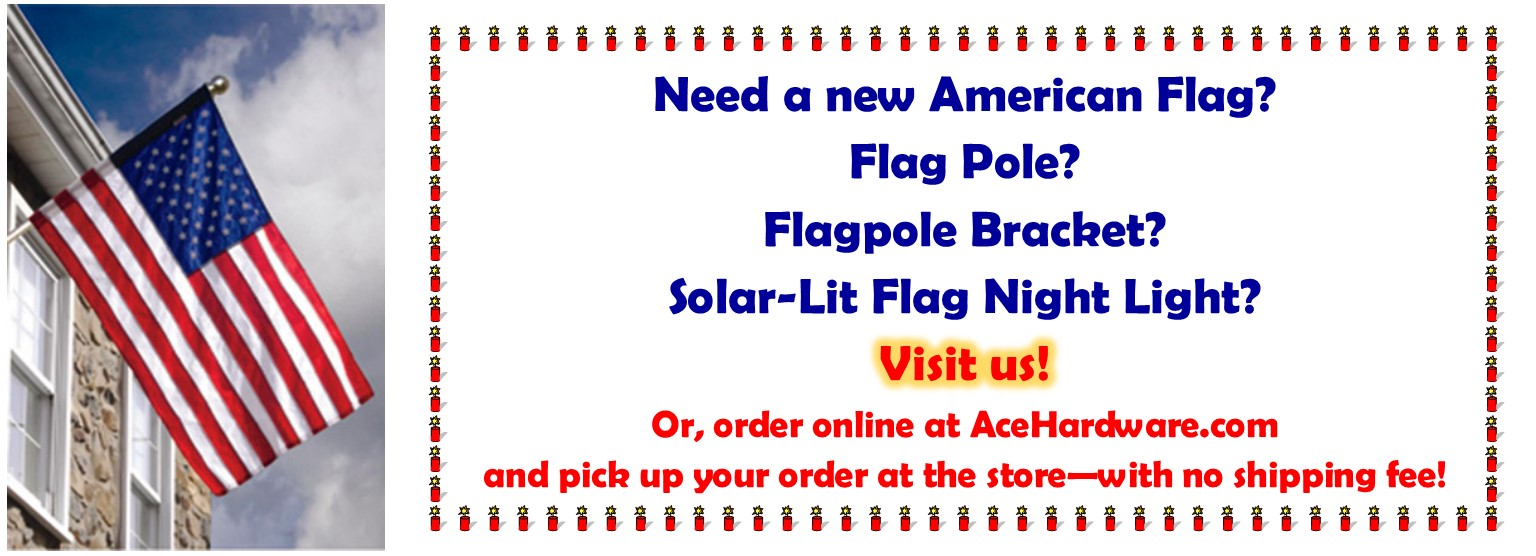 American Flags and Accessories