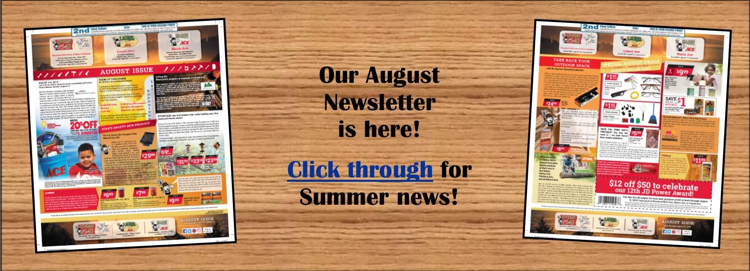 August NL LIink