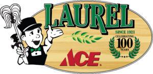Celebrating 100 Laurel Ace