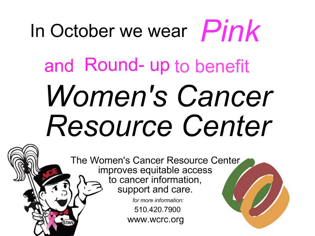 WCRC October Breast Cancer